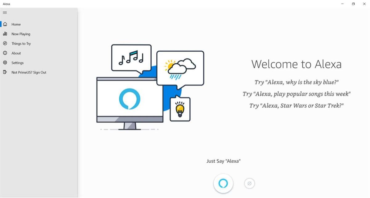 PC usati come speaker con Alexa grazie al nuovo Windows 10