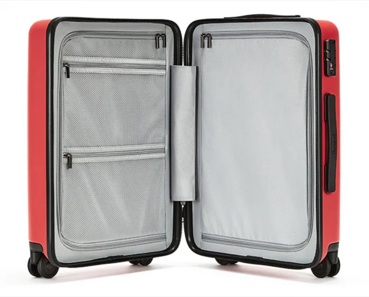 Redmi Travel, la valigia semi-rigida di Xiaomi resiste all'acqua