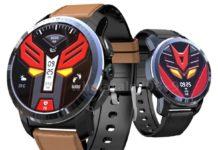 KOSPET Optimus Pro, smartwatch con 4G LTE e fotocamera da James Bond