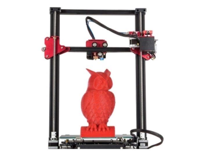 Quattro stampanti 3D in offerta su TomTop a partire da soli 105,99 euro