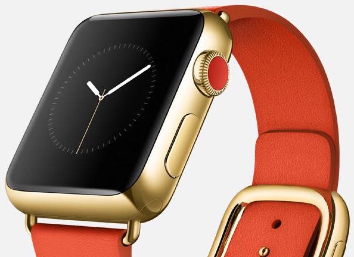 Apple Watch in oro 18 carati registrò il tutto-esaurito in sole due settimane