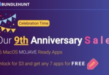 7 app top per Mac a soli 3 dollari: la nuova offerta BundleHunt
