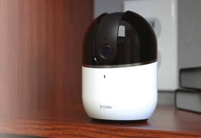 D-Link DCS-8515LH, un piccolo robot che sorveglia la casa