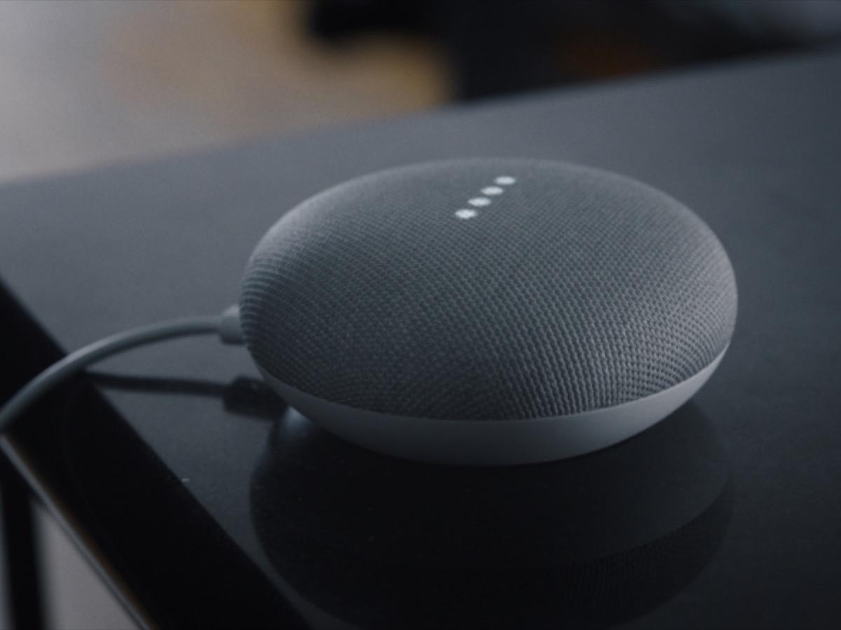 Google pronta a donare altoparlanti Smart a persone con paralisi