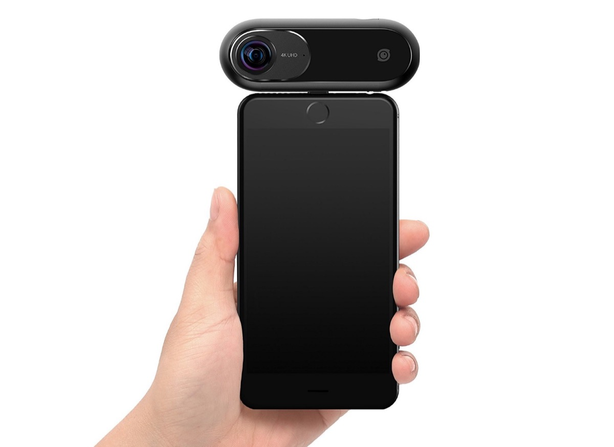Insta360, le videocamere sferiche per iPhone in sconto Prime Day