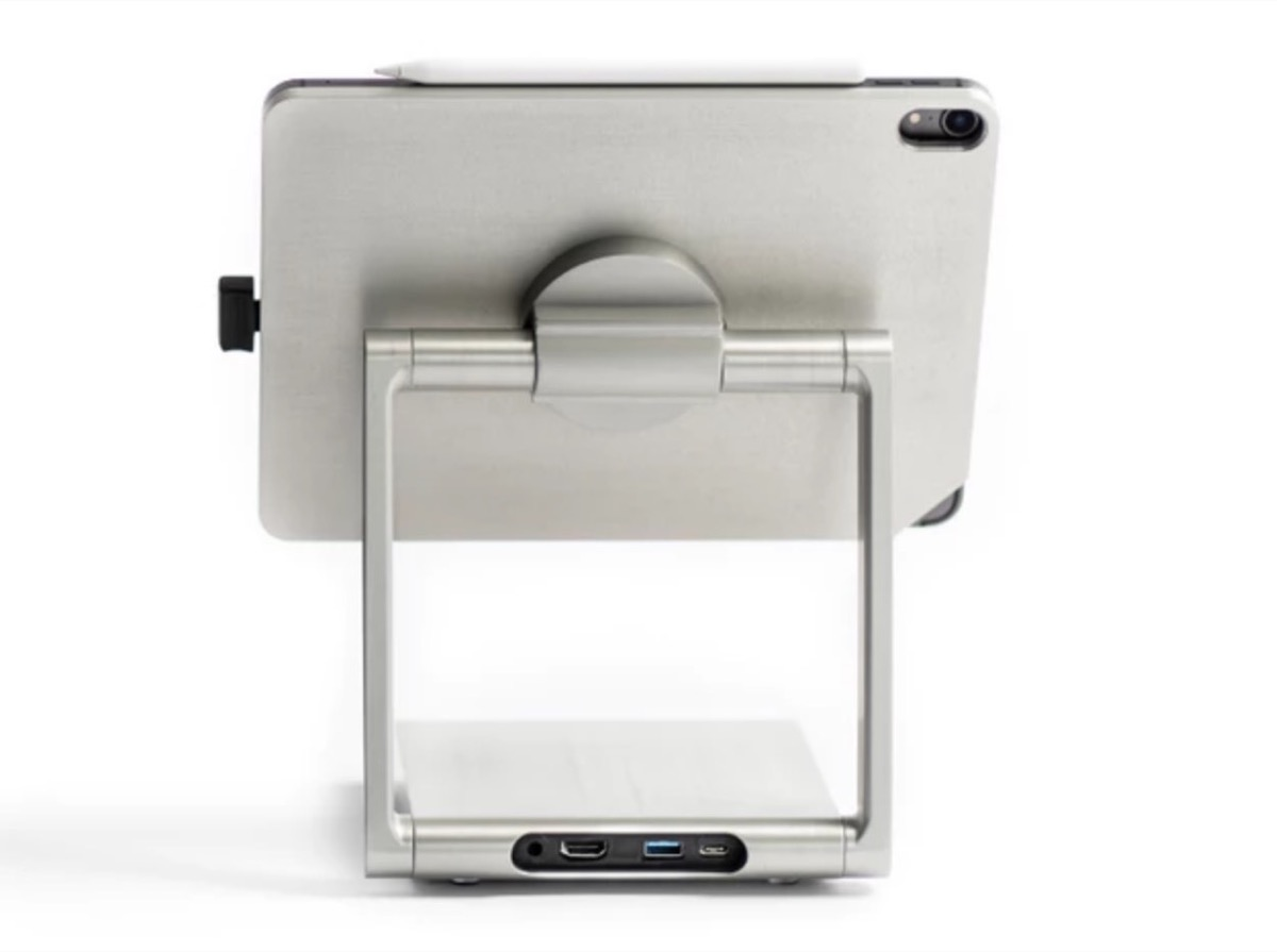 Con MagicDock, iPad Pro sembra un computer Surface Studio