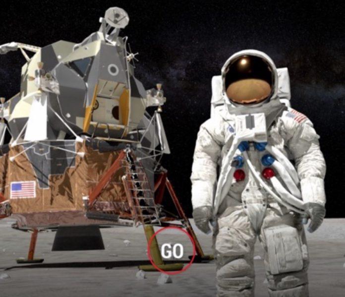 Apollo 11 in AR, il Time ritiene di avere la rappresentazione più accurata