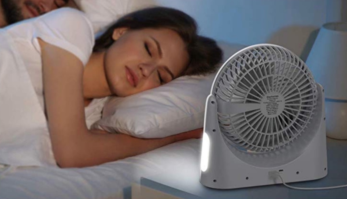 Sconto ventilatori in tutte le salse, da ufficio e tascabili a partire da 11,79 euro