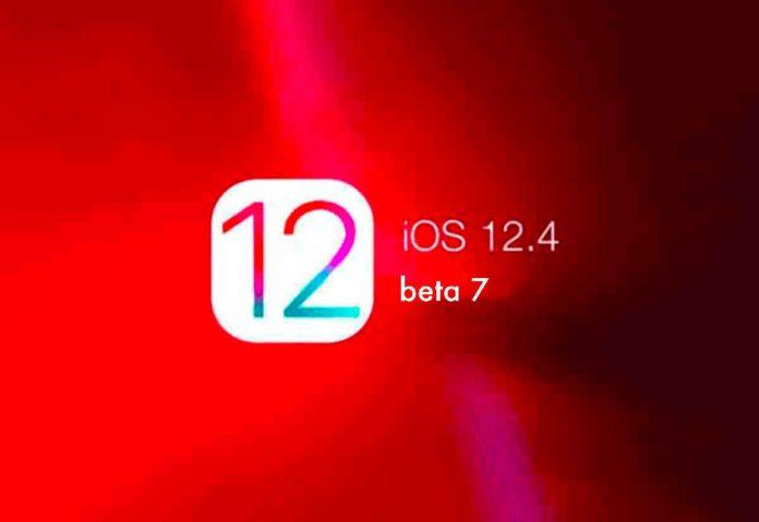 Sesta beta di iOS 12.4 agli sviluppatori