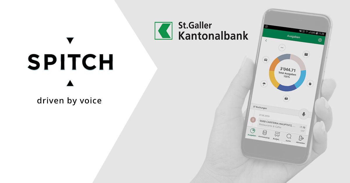 In Svizzera la Banca Cantonale di San Gallo si affida alle tecnologie vocali