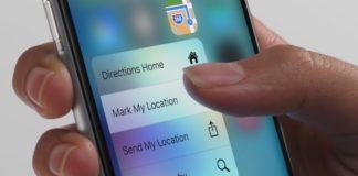 Secondo DigiTimes Apple rimuoverà il 3D Touch dagli iPhone