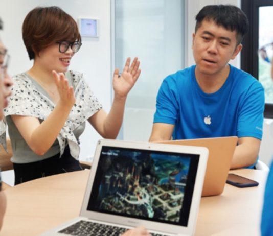 Apple ha aperto il programma Acceleratore per sviluppatori in Cina