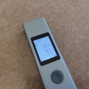 Recensione telemetro laser Alfawise LS-1, quando il metro non serve davvero più