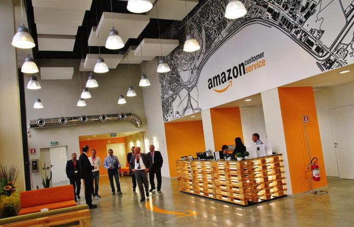 Amazon crea 1.000 nuovi posti di lavoro in Italia entro fine anno