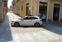 In tutta Italia grande traffico di auto Apple per dati di Apple Maps