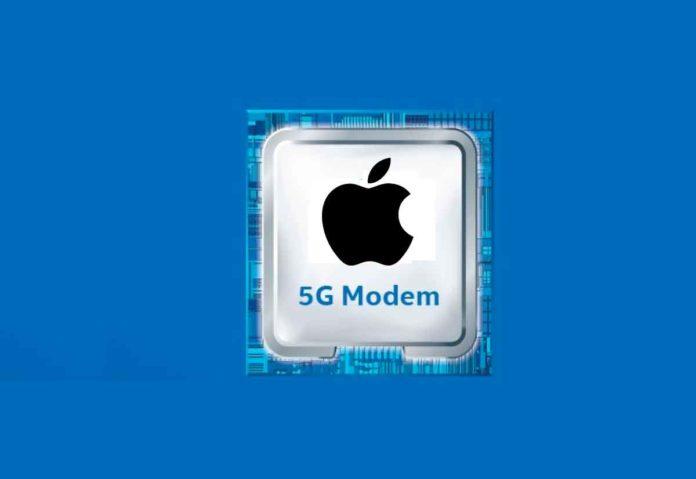 Il chip-modem 5G di Apple per iPhone sarà pronto entro il 2021