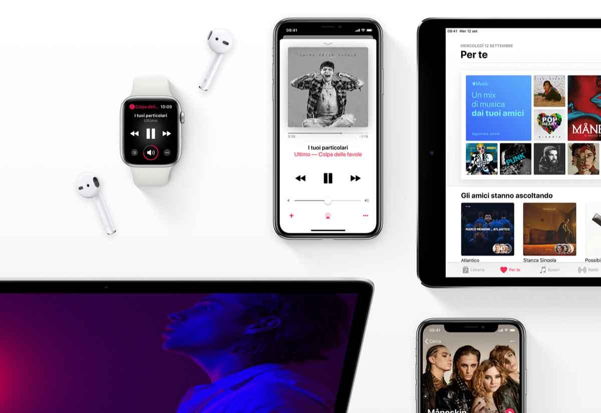 apple one apple music