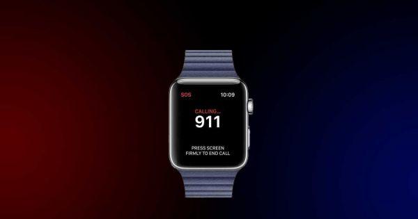 Apple Watch salva un'altra vita