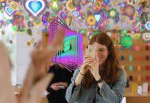 [AR]T – la magia della Realtà Aumentata negli Apple Store