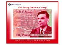 Alan Turing sarà il nuovo volto della banconota da 50 sterline