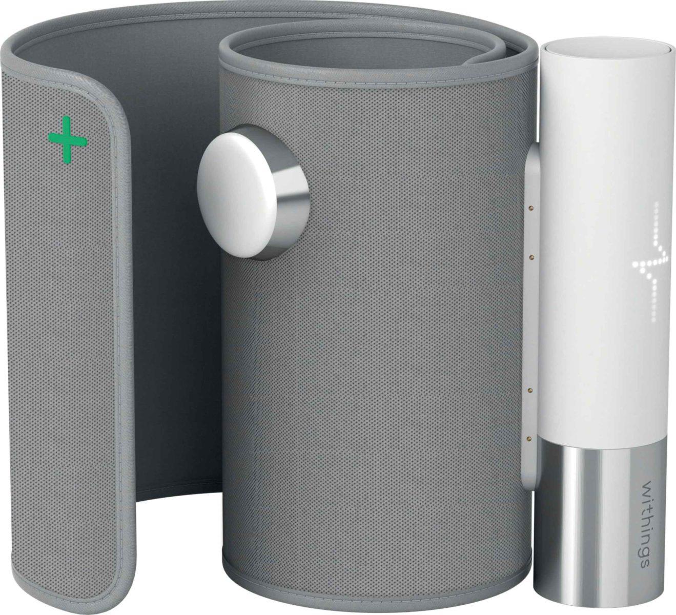 Withings ha presentato due nuovi dispositivi per misurazioni cardiovascolari