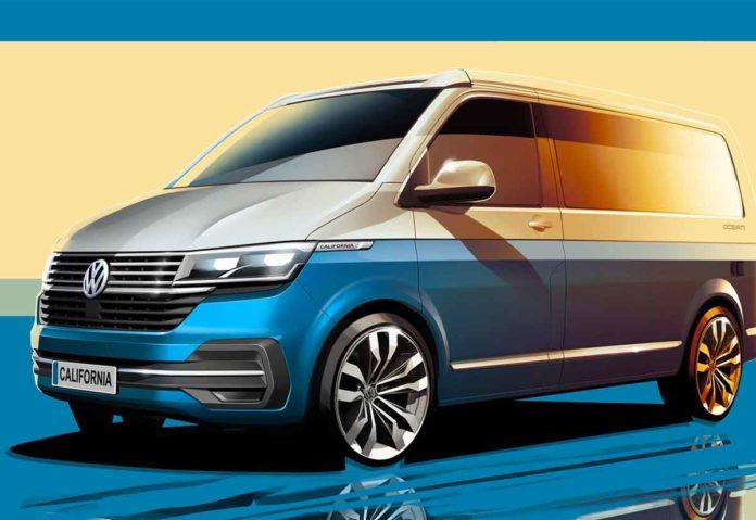 Restyling per l'iconico camper Volkswagen, ora con quadro strumenti digitale