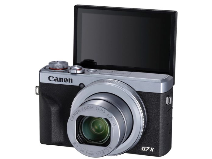 Canon PowerShot G7 X Mark III gira video a 4K, in diretta e in verticale per Instagram