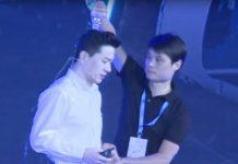 L'attacco al CEO di Baidu non sarebbe mai successo in un keynote Apple