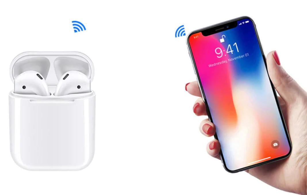 i100 TWS, solo 17 euro pere il clone delle AirPods Apple