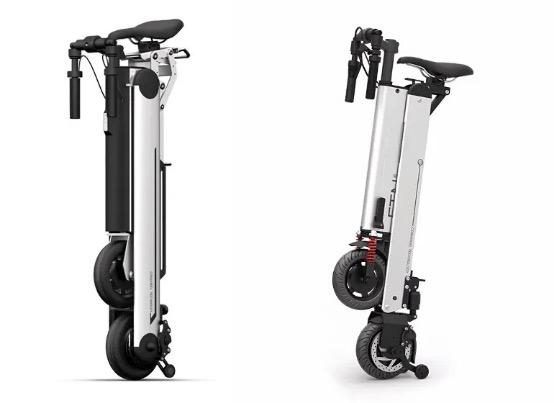 COSWHEEL A2, il mini scooter elettrico dalle prestazioni top