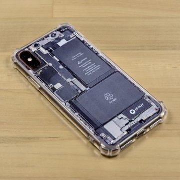 Le cover iFixit fanno vedere iPhone ai raggi X