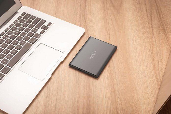 Disco 500 GB ultratascabile: solo 30 euro per pochi pezzi su Amazon