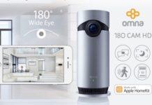 Super offerta lampo Amazon: D-Link Omna la telecamera Homekit per interni a 180° a meno di 100 Euro
