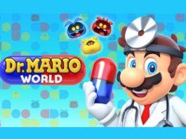 Dr Mario World è arrivato: l'app per iOS firmata Nintendo è già disponibile