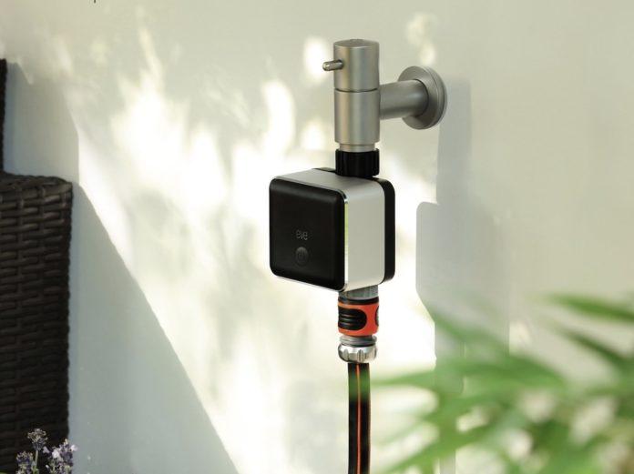 Eve aggiorna la sua App per Homekit e rende più comodo l'uso di eve aqua per irrigare il giardino