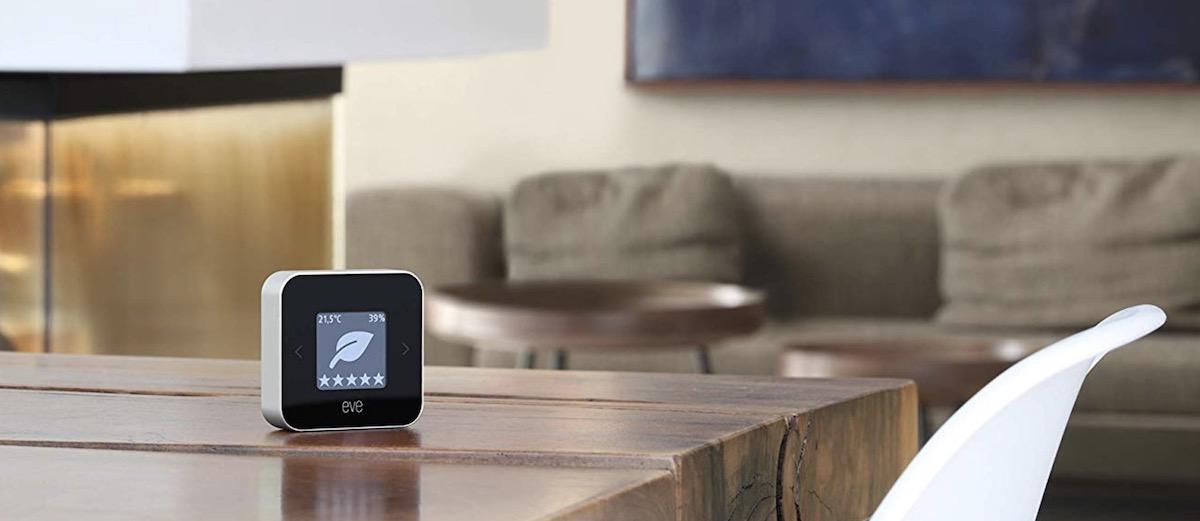 Offerte Prime Day Amazon sulla domotica Homekit bluetooth di eve: room, energy, thermo, door and window