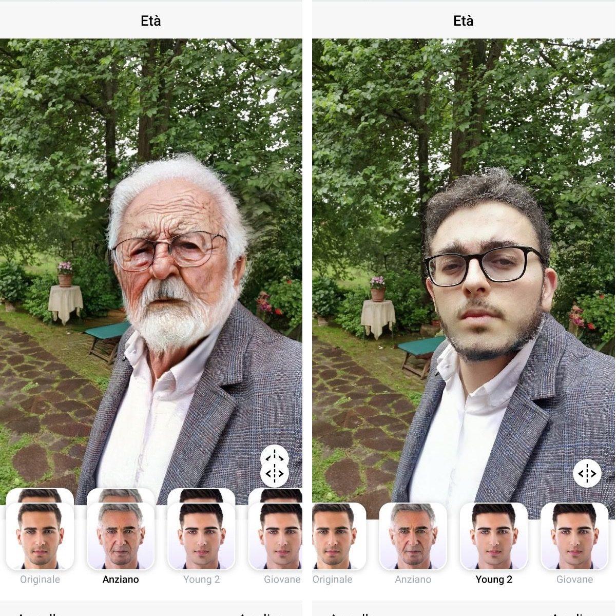 """FaceApp, l'app che sta facendo """"invecchiare"""" mezzo mondo, mette la vostra privacy a rischio"""