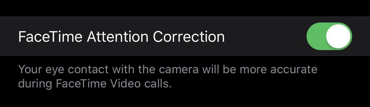 FaceTime Attention Correction è la magia Apple per videochiamate più naturali