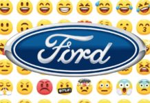 Ford celebra il Word Emoji Day con un emoticon Pick-up