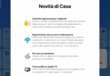 Come cambia l'interfaccia di Casa e Homekit con iOS 13 e iPad
