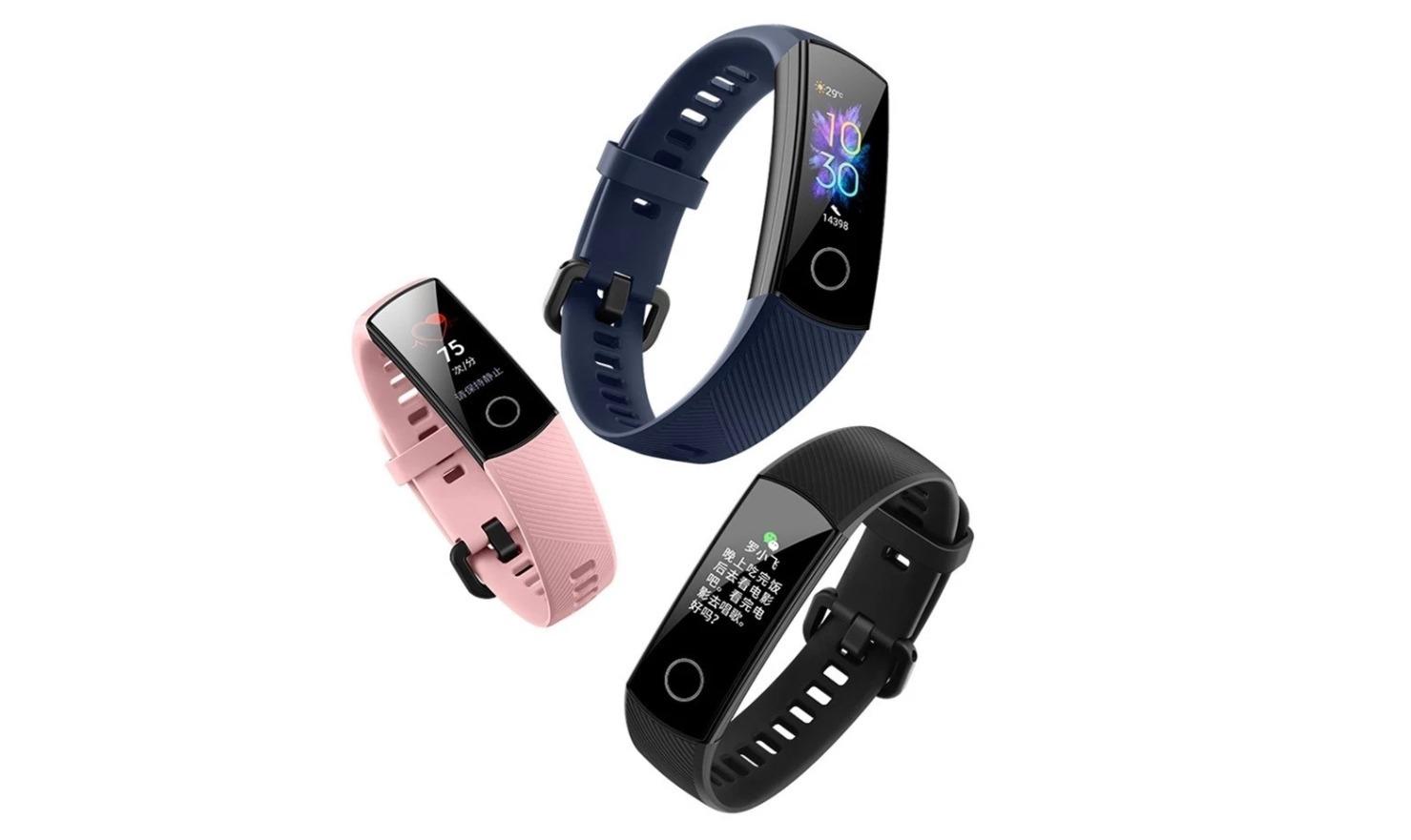 Honor Band 5, la smartband che sfida Xiaomi Mi Band 4 a soli 22 €