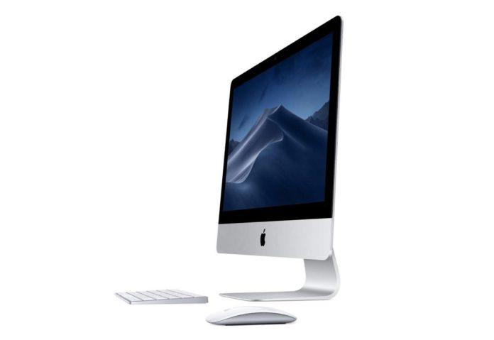 iMac 21,5″ su Amazon scontato del 30%: 942 euro!