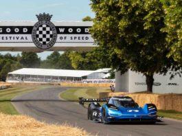 Più veloce di una Formula 1: record assoluto a Goodwood per la Volkswagen ID.R