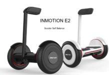 In offerta a 340 euro Inmotion E2, lo scooter auto bilanciato che si controlla da smartphone