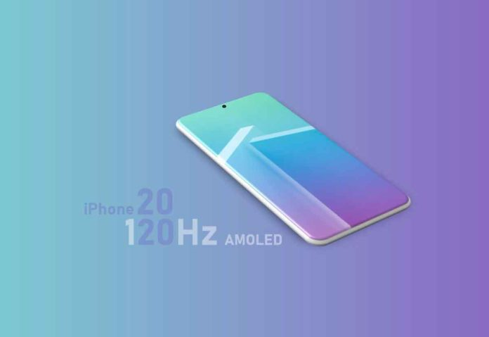 L'iPhone 2010 avrà un display con refresh rate di 120Hz?