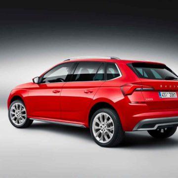 Iniziata la produzione del nuovo City SUV Skoda KAMIQ