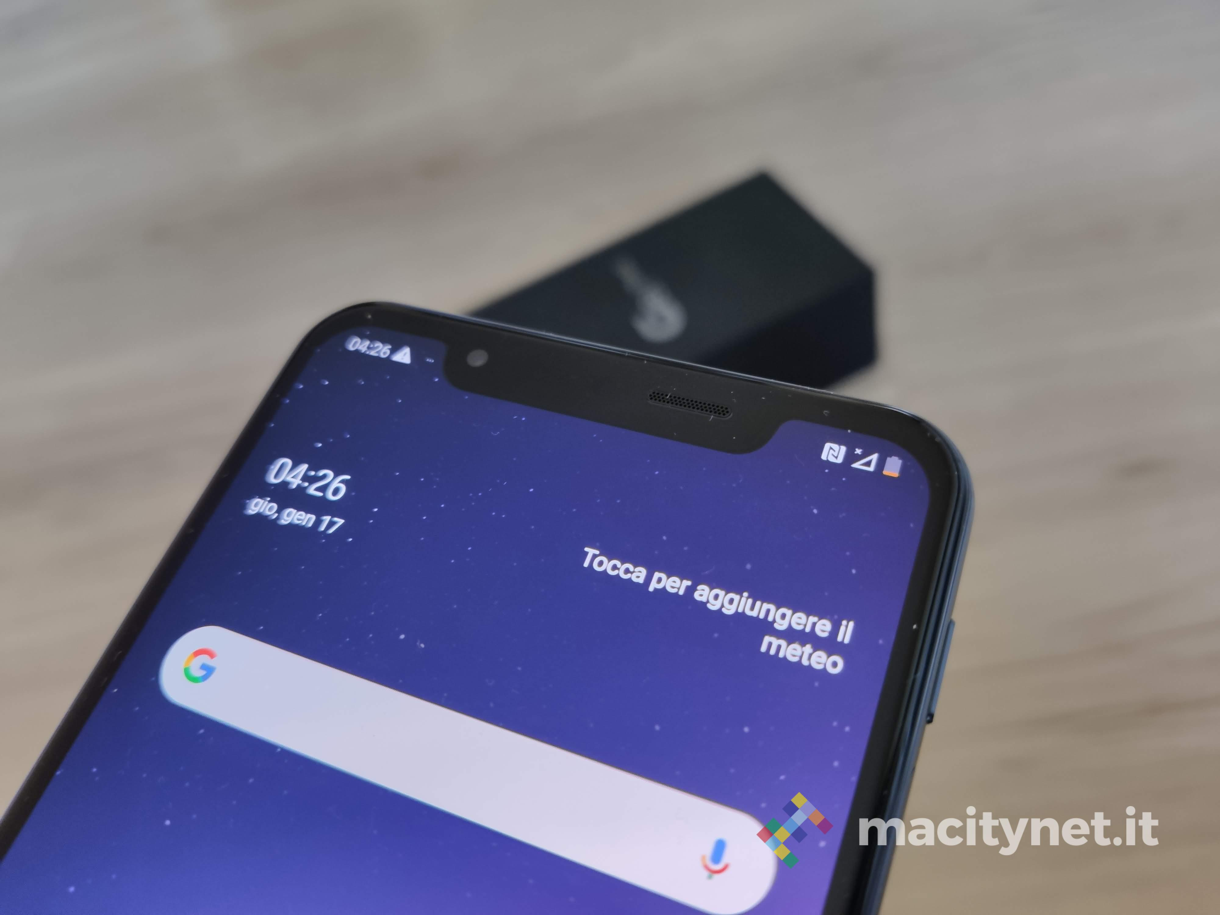 Recensione LG G8s ThinQ