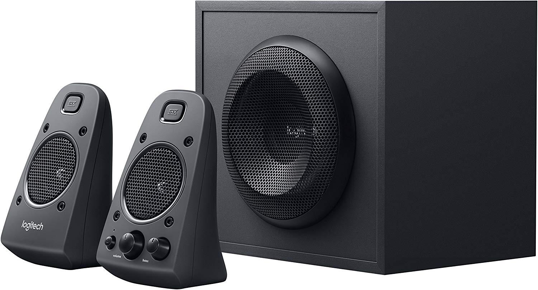 Logitech Z-625, musica, film giochi con audio da bomba: solo 129,99 euro