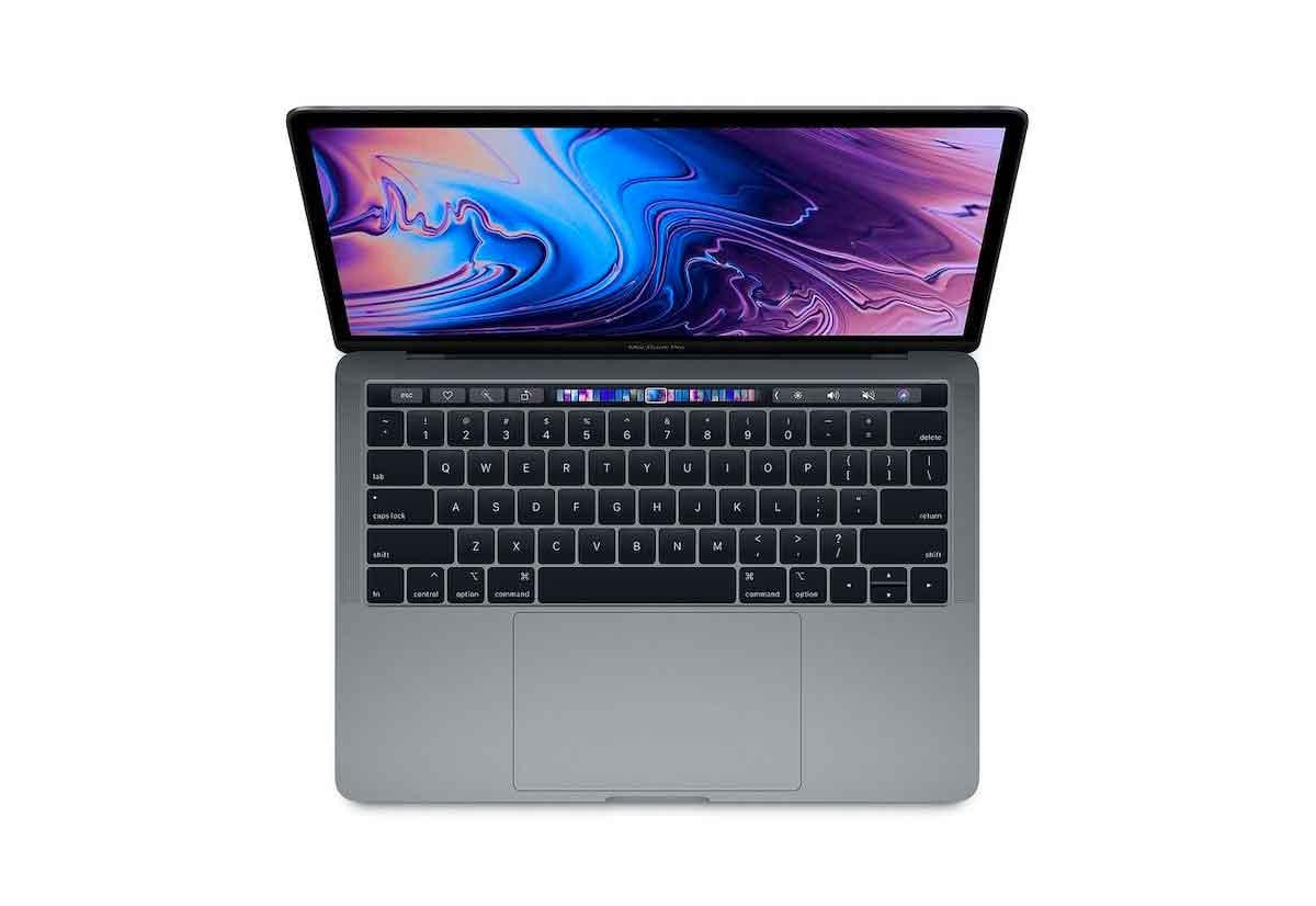 Il nuovo MacBook Pro base da 13″ è fino all'83% più veloce rispetto al precedente modello
