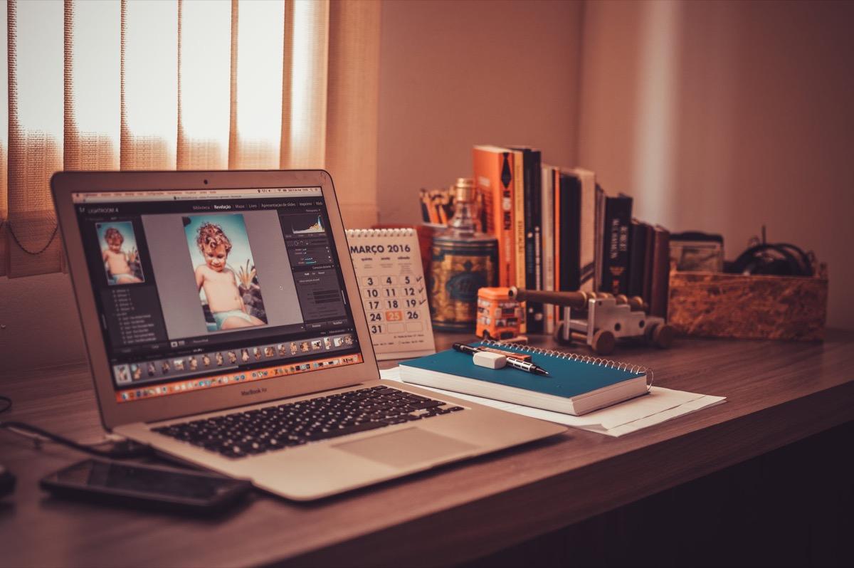 Photoshop e Lightroom con macOS